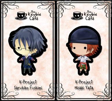k-project keybies by silverei