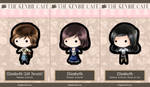 bioshock infinite keybies by silverei
