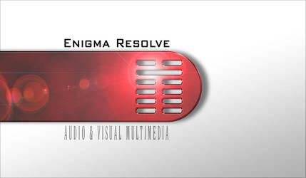 Enigma Resolve logo by EnigmaResolve