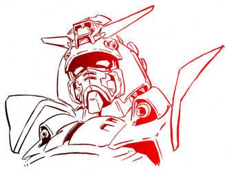 Gundam by EnigmaResolve