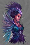 Enchantress by AnnaKostyuk