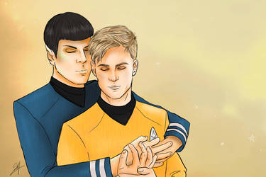 Pride Month - Spirk by StephanyHardy