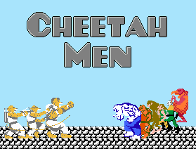 Cheetahmen by IMMADARKMAN
