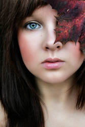 Autumn Portrait by EllaObsccura