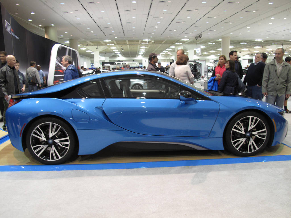 2015 Bmw I8 Sideview By Keoma2121 On Deviantart