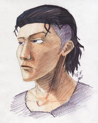 Genji by LevittraHazard