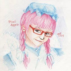 Pixel Angela by LevittraHazard