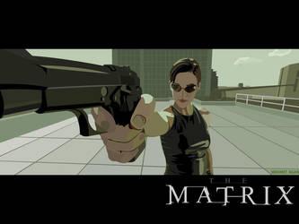 Matrix by elmeo