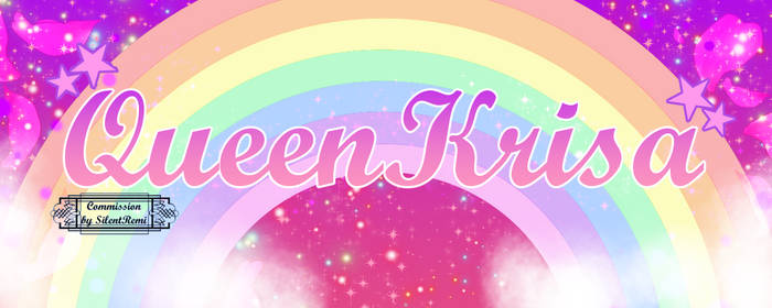 [Commission] QueenKrisa header by SilentRemi