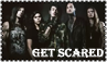 Get Scared Stamp by cutielou