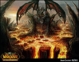 Deathwing by tgw-Raptor