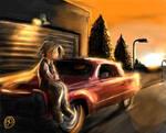 Fast Car by NovaEin