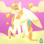 Walk Among the Clouds: DTA Entry 1 by Le-Luna-Productions