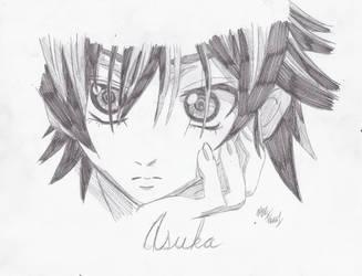 Asuka Mishima ''You Liar'' by Envy661