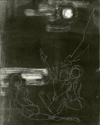 The 3 Astronomers by matthias-corvidae
