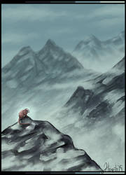 Chapter 2: Where Clouds Fade into Snow. by Hraeth