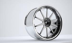 Volk Wheel 3d render by bewsii