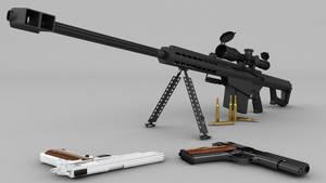 Guns! by bewsii