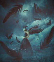 Mourning by YaelPardina
