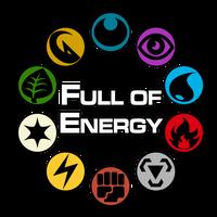 Full of Energy - Pokemon TCG by VADi25