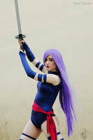 Psylocke by AliciaMigueles