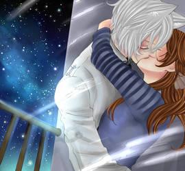 Kamisama Hajimemashita kiss by Yasnify