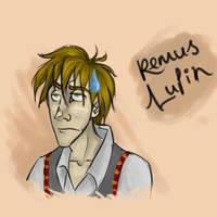 Annoyed Remus by Alatariel-Amandil