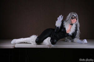 Black cat by DalinCosplay