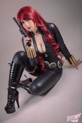 Black Widow by DalinCosplay