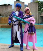 Sword Art Online/My Little Pony Crossover Cosplay by AviatorAndy