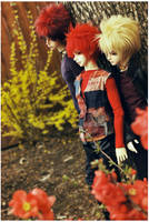 Spring boys by Arenheim