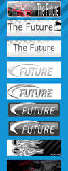 'The Future' Logos Part 1 by Gerdoner