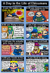 Gift Comic for Beatlesfan931 by Seppukumaru
