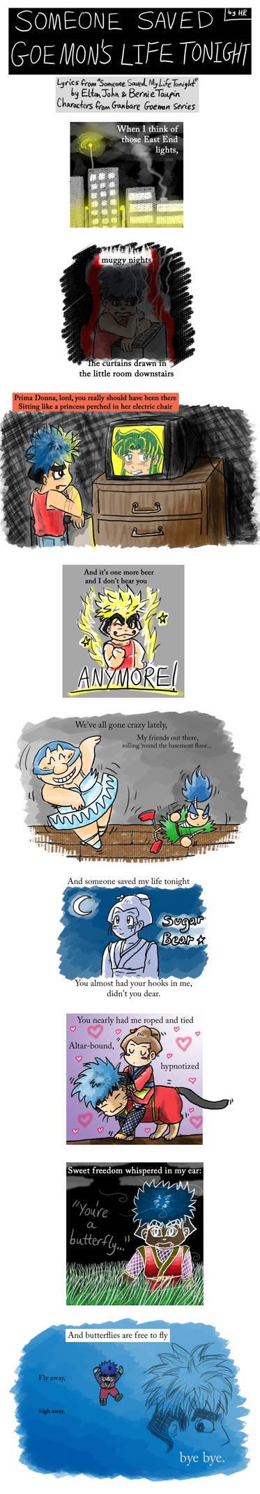Someone Saved Goemons Life... by Seppukumaru