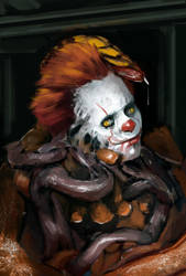 Pennywise by Greamelin