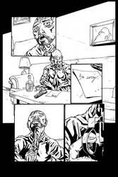 Loomis Page 3 Inks by KurtBelcher1