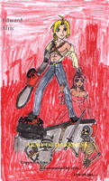 Army of Darkness, FMA style by Eradose