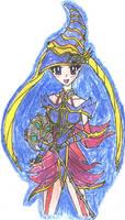 Magician's Valkyria Usagi by Eradose