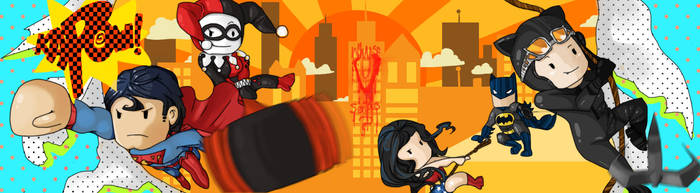 Scribblenauts - It Starts at Dawn by yahiroxyuki