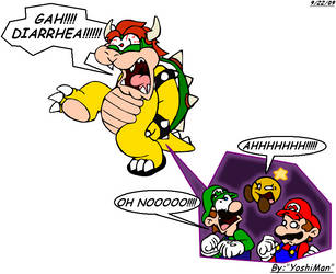 Bowser's Insides Story by YoshiMan1118