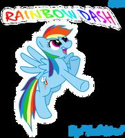 Rainbow Dash by YoshiMan1118