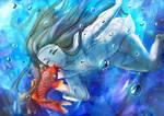 Little Koi by Sumire-Art