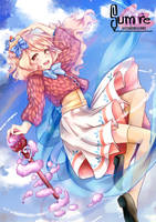 In the Sky by Sumire-Art