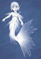 Hi, I am a B fish by Pipann