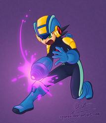 Mega-Buster! by Pipann