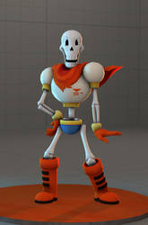 The Great Papyrus! [Now on SFM] by Pipann