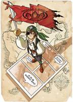tricase comics 2010 by kettyformaggio
