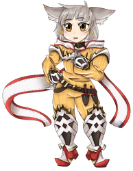 Nia is adorable by ExdeathYourJudge