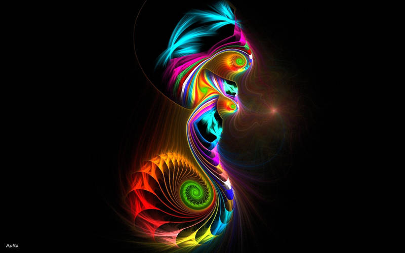 Happy Seahorse by AuroraMycano