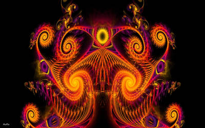 The Dragon Gate by AuroraMycano